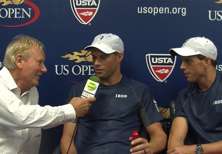 """Tribute to the Bryan Brothers from """"The Koz"""""""