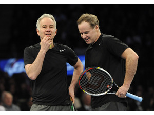 The McEnroe brothers