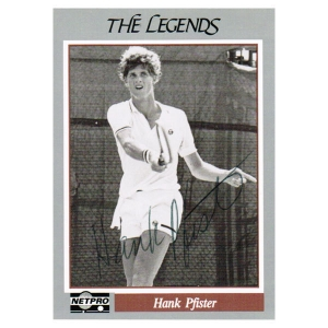 Hank Pfister and his fabulous hair during his ATP days