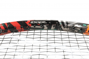 The Blast Zones provide further racquet modification