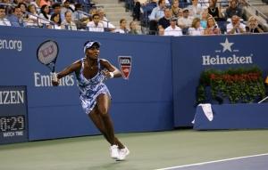 Venus Williams (photo: Art Seitz)